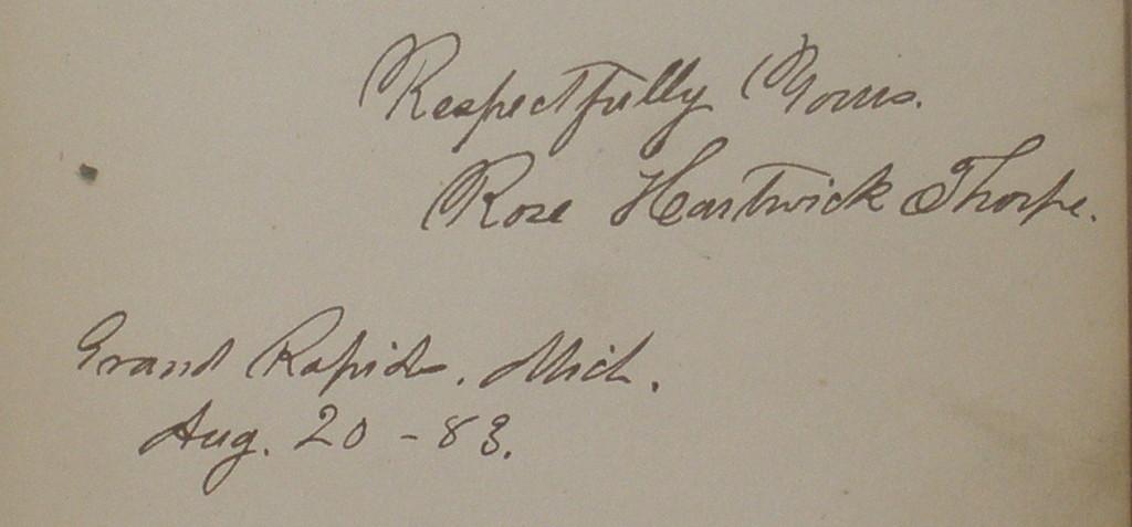 RHT - Autograph