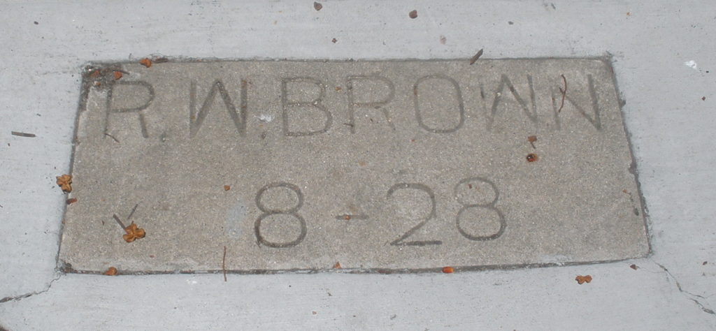 R. W. Brown Paving