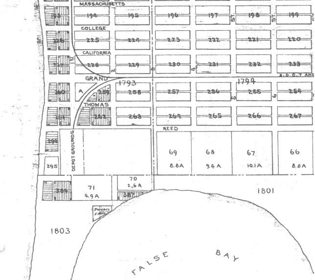 25e2734330 The bayside Poisers 1 Acre tract passed through the hands of several other  owners before F. T. Scripps acquired it in December 1899.